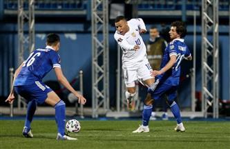 فرنسا تحقق فوزها الثاني على التوالي على حساب البوسنة