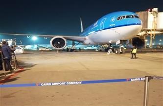 تعرف على تفاصيل وصول جرعات لقاح «أسترازينيكا» إلى مطار القاهرة الدولي