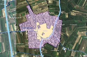 """""""كارت الفلاح"""".. """"المساحة"""" تنتهي من تحديد الحيازات الزراعية في 19 محافظة وتسجيلها بخريطة رقمية  صور"""