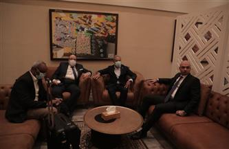 سفير مصر بالسودان: كل الترتيبات جاهزة لمباراة  الأهلي والمريخ