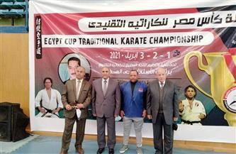 انطلاق بطولة كأس مصر للكاراتيه التقليدي بمشاركة 2500 لاعب