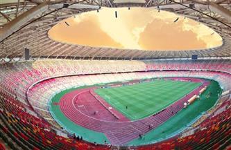 خطة مفصلة قصيرة المدى لتطوير البنى التحتية للملاعب الإفريقية