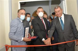 افتتاحات جديدة بمستشفيات جامعة عين شمس بتكلفة 480 مليون جنيه   صور