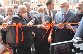 افتتاح عدد من المشروعات التعليمية ببولاق الدكرور بتكلفة 70 مليون جنيه   صور