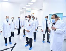 12 معلومة عن مدينة الدواء الجديدة التي افتتحها الرئيس السيسي | إنفوجراف