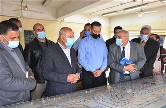 وزير النقل: وعدنا القيادة السياسية والشعب المصري بتنفيذ مخطط تطوير منظومة السكك الحديدية | صور