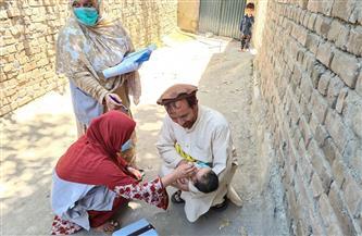 باكستان تطلق حملة للتطعيم ضد شلل الأطفال مع تراجع إصابات كورونا