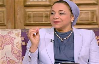 نهاد أبو القمصان تطالب بإبراز دور المرأة في مناهج التعليم