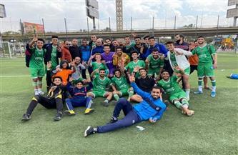 محافظ كفر الشيخ يهنئ فريق مركز الشباب بعد صعوده لدور الثمانية بالدوري |صورة