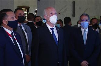 الرئيس التونسي يزور عددًا من المواقع التاريخية في القاهرة | فيديو