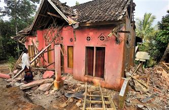 مقتل ستة أشخاص جراء زلزال بجزيرة جاوة الإندونيسية