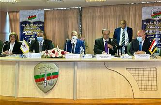 رئيس النيابة الإدارية يشهد حفل إصدار كتاب « حصن العدالة» | صور