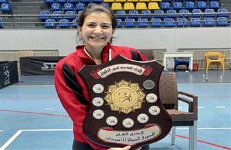 لاعبة سيدات تنس طاولة الأهلي: حققنا لقب الدوري عن جدارة واستحقاق