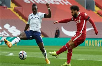 محمد صلاح يعلق على عودة انتصارات ليفربول على أنفيلد والتأهل لدوري الأبطال