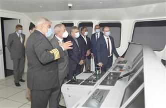 رئيس هيئة القناة يستقبل وفد الأكاديمية العربية للعلوم والتكنولوجيا والنقل البحري