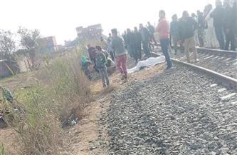 مصرع شخص دهسا أسفل عجلات قطار في السنبلاوين بالدقهلية