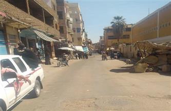 «مرافق الأقصر» تحرر 104 محاضر  في حملة على المدينة