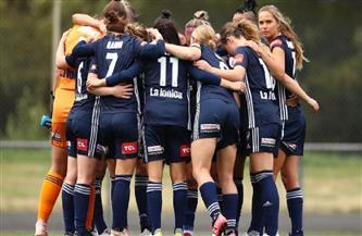 ملبورن فيكتوري يتوج بلقب دوري أستراليا للكرة النسائية