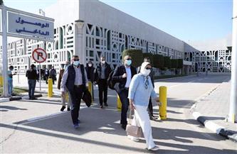 وزيرة الصحة تبدأ زيارة ميدانية لمحافظات الصعيد لمتابعة سير العمل بالمستشفيات