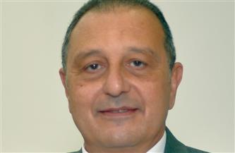 الطيار عمرو أبو العينين قائمًا بأعمال رئيس الشركة القابضة لمصر للطيران