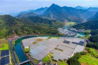 مقاطعة تشجيانغ خير مثال على التطوير عالي الجودة في الصين