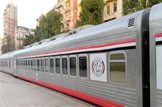 السكك الحديدية: تعديل بعض القطارات من عربات عادية إلى مميزة الثلاثاء