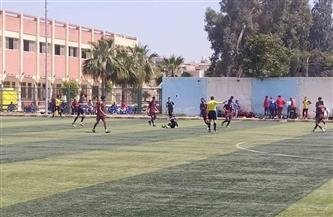 مركز شباب قرية عامر يحصد برونزية دوري مراكز الشباب