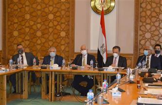 اللجنة الدائمة لمتابعة العلاقات المصرية الإفريقية تجتمع بحضور ممثلي الوزارات
