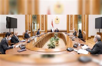 الرئيس السيسي يستعرض الإستراتيجية القومية لتوطين صناعة المركبات الكهربائية والصناعات المغذية لها