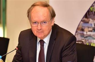 رئيس وفد الاتحاد الأوروبي: موكب المومياوات ذكر الجميع بطريقة مبتكرة بالتراث المصري