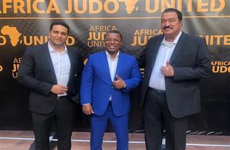 مصر تدعم مرشح مدغشقر في انتخابات الاتحاد الإفريقي للجودو