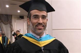 أستاذ بجامعة الأزهر يفوز بجائزة العلوم التكنولوجية المتقدمة |صور