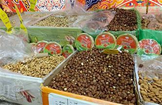أسواق الياميش والمكسرات تنتعش عشية شهر رمضان | فيديو