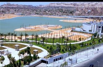 """""""تطوير العشوائيات"""": المنطقة المحيطة بمتحف الحضارة تتحول إلى مقصد سياحي"""