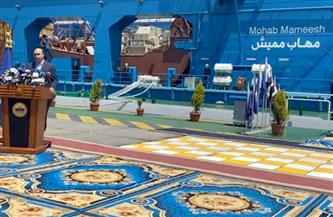الفريق مهاب مميش: قناة السويس شرف لنا جميعًا على أرض مصر
