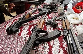 ضبط 9 أسلحة و8 قضايا مخدرات وتنفيذ 1092 حكما قضائيا بالفيوم