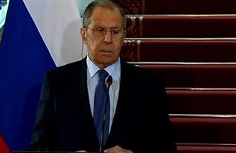 لافروف: مقتنعون بأن يكون هناك حل لأزمة سد النهضة يضمن المصالح الشرعية للدول الثلاث