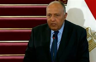 شكري: روسيا تتفهم أهمية قضية سد النهضة لمصر.. ونعوّل على دورها لمنع اتخاذ إجراءات أحادية