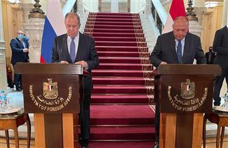 لافروف: الأزمة اللبنانية لن تحل إلا بجهود شعبها دون تدخل خارجي