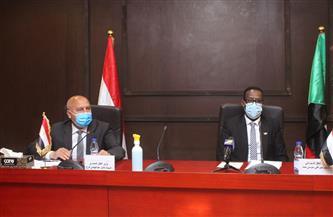 وزير النقل يؤكد الاستعداد لتلبية مطالب الجانب السوداني لتطوير القطاع بين البلدين   صور