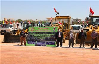 قوات الدفاع الشعبي والعسكري تنظم مشروعًا لإدارة الأزمات والكوارث بمحافظة سوهاج | صور