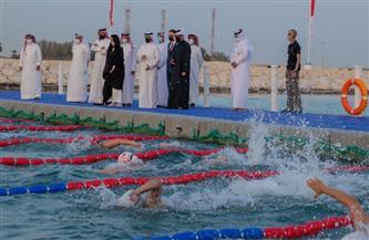 الاتحاد البحريني للترايثلون: المجمع المائي مركز جذب سياحي وبيئة مثالية للبطولات