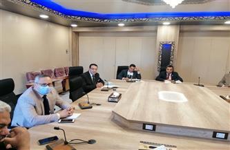 لجنة الأزمات بجامعة الأزهر تشيد بالأداء المشرف للطواقم الطبية في مواجهة كورونا | صور