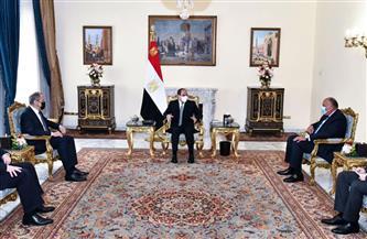 «لافروف» يؤكد موقف بلاده برفض المساس بالحقوق المائية التاريخية لمصر في مياه النيل ورفض الإجراءات الأحادية
