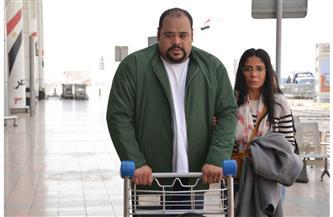 محمد ممدوح: منى زكي ذكية وتامر محسن شديد الحساسية   صور