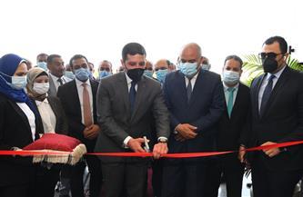 افتتاح أول مركز متكامل لخدمات مستثمري جنوب الصعيد بقنا | صور