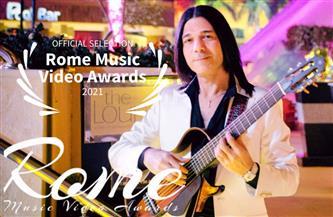 إنجاز جديد لفنان الجيتار العالمي عماد حمدي |صور وفيديو