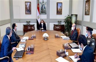 الرئيس السيسي يتابع معدلات التنفيذ للمشروعات القومية بقطاع الاتصالات وتكنولوجيا المعلومات