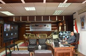 رئيس جامعة الأقصر يشارك في الاجتماع الدوري لـ «الأعلى لشئون الدراسات العليا والبحوث»