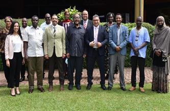 ممثلو المجتمع المدني الإفريقي يصدرون وثيقة تطالب بتأجيل ملء سد النهضة | صور
